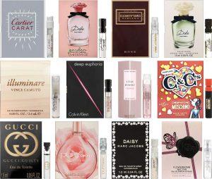 Perfume Sampler Set