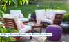11 Best Spring Deals On Patio Furniture