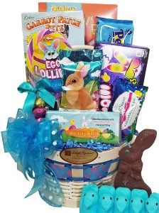 Delight Expressions Easter Bunny Bait Gift Basket