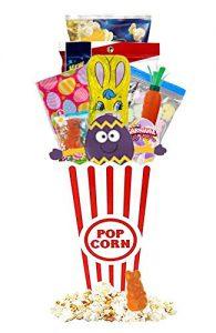 Easter Redbox Movie Night Gift Baskets