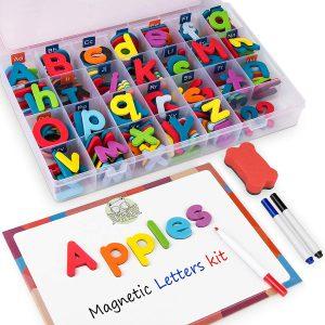 Gamenote Classroom Magnetic Alphabet Letters Kit