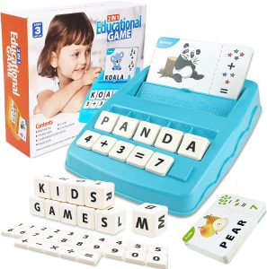 SHANDERBAR Learning Toys for 3 4 5 6 Year olds