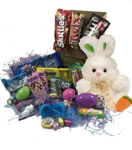 Traditional Easter Survival Kit Care Package (Bunny)