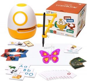 WEDRAW Learning Toy Robot