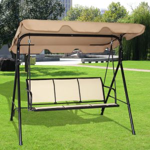 Outdoor Patio Swing Canopy Awning Yard Furniture
