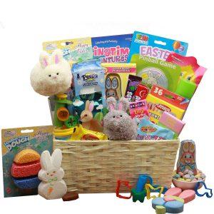 Springtime Adventures Fun Filled Easter Gift Basket