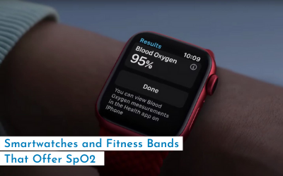 Smartwatches and Fitness Bands That Offer SpO2